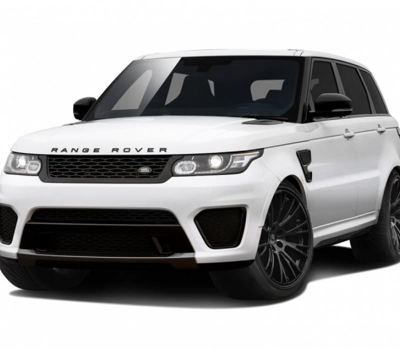Аренда автомобиля Range Rover Sport с водителем в Казани