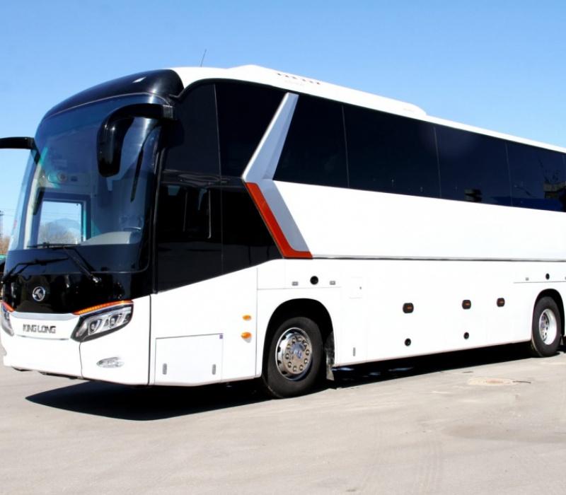 Аренда автобуса King Long 27 с водителем в Казани