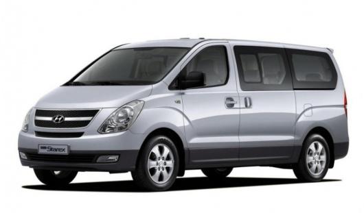 Аренда минивэна Hyundai H-1 Starex с водителем в Казани