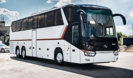 Аренда автобуса King Long 29 с водителем в Казани