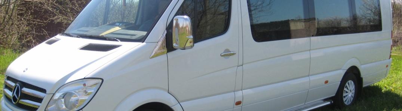 Аренда микроавтобуса с водителем в Казани