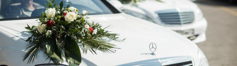 Аренда легковых автомобилей на свадьбу в Казани