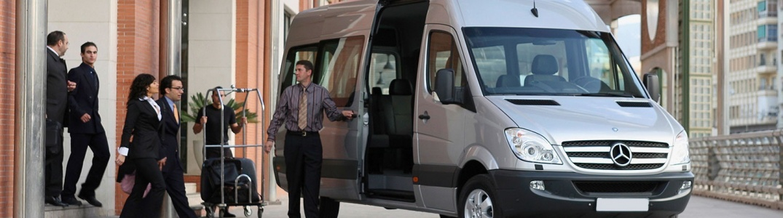 Микроавтобус для мероприятий