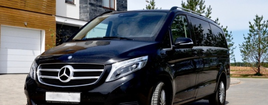Минивэн на свадьбу Mercedes-Benz Avangarde