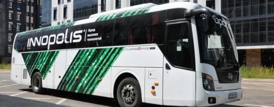 Вахтовый автобус Hyundai Universe Luxury